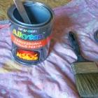 Žáruvzdorná barva Alkyton