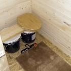Proměření záchodu