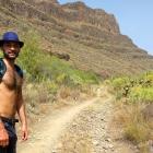 V údolí Barranco de los Vicentes
