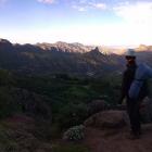 Výhledy cestou do Cruz de Tejeda