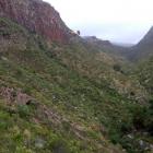 Kaňon mezi Hoya de Pineda a Anzofé